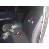 Forros De Asientos Impermeables Para Toyota Hilux Kavak