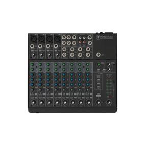 Mixer Mackie 1202vlz4 Mesa De Som 12 Canais Áudio 1202 Vlz4