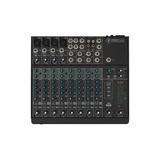 1202vlz4 Mackie Mesa Mixer De Som 12 Canais Áudio 1202 Vlz4
