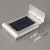 Energia Do Painel Solar - Luminária 16 Leds