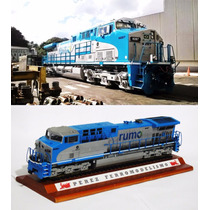 Locomotiva Ge Ac44i / Rumo Logistica - Perez Ferromodelismo