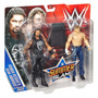 Wwe, Dean Ambrose Y Roman Reigns, Mattel