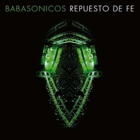 Babasonicos - Repuesto De Fe ( Cd+dvd) S