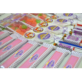 Golosinas Personalizadas 50 U. Candy Bar Fiesta Infantil