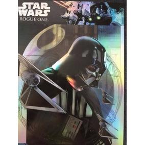 Kit Star Warsrogue One Guia Da Coleção + 40 Pacotes Lacrados