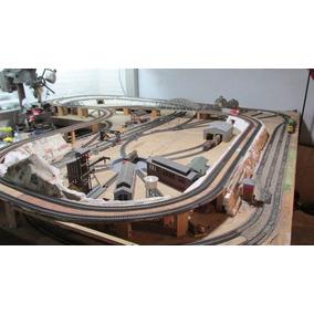 Maqueta Tren Ferromodelismo Ho