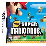 New Super Mario Bros Ds Fisico Suelto