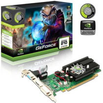 Placa De Vídeo - Geforce G210 1gb - Point Of View
