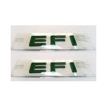 Emblemas Automotivos Efi Varios Modelos