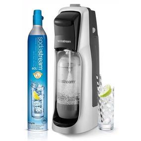 Maquina Sodastream Agua Mineral Refresco Jet Negro