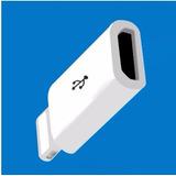 Adaptador Microusb A Lighting (iphone)