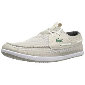 Teni Lacoste L.andsailing 317 1 Sneaker Blanco 6.5 Us