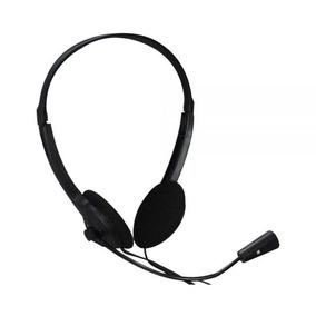 Headset Preto Estereo P2 / X-cell