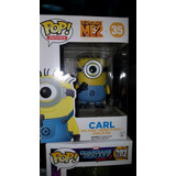 Funko Pop Vinyl Movies Mi Villano Favorito 2 Minion Carl 35