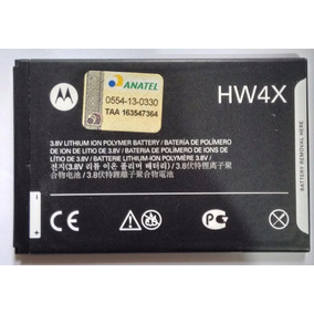 Bateria Motorola Hw4x Original Razr Xt916 Xt918 D1