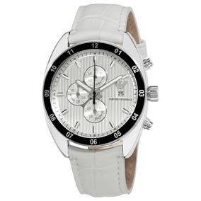 ecedea2582e Relogio Emporio Armani Ar5915 Couro - Relógios De Pulso no Mercado ...