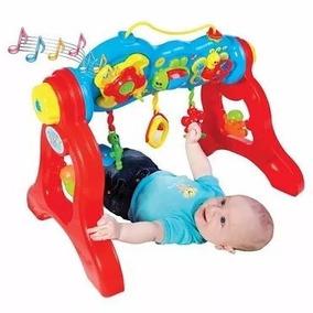 Play Gym Com Som Centro De Atividades Bebe - Maral 3040