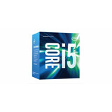 Procesador Intel Core I5-7500 3.4ghz 4 Nucleos Socket 1151