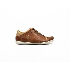 Zapato Sorba Calzado Hombre Zapatilla Urbana Cuero 366
