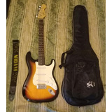 Guitarra Electrica Fender Squier Stratocaster Bullet