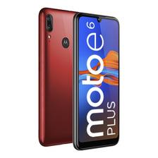 Motorola E6 Plus Cherry Red 32gb Rom 2gb Ram