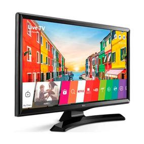 Tv Monitor Smart Tv 28 Led Lg 28mt49s-ps Hd Usb Entrada Pc