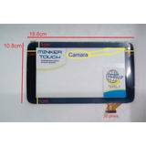 Touch De Tablet De 7 Gt70m702 Polaroid Tv Ovalada