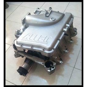 Supercargador Allen Ford V8 4.6 2v 92 - 98 - 300hp +