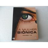 A Mulher Biônica Vol 1 E 2 - 2 Dvds Box Lacrado Original
