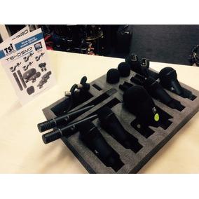 Kit Microfones Para Bateria Tsi-dsm7 - Loja Jarbas Instrum.