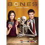 Bones - 3ª Temporada Completa 4 Dvd - Novo - Lacrado