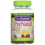 Vitafusion Prenatal, Gummy Vitaminas, 90 Conteo