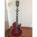 Guitarra Eléctrica Gibson Les Paul Custom China Color Rojo