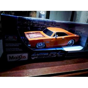 Dodge Charger 1969 R/c Pro Rodz Maisto 1/12