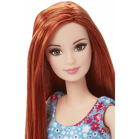 Boneca Barbie Fashion Mattel Original Mod: Dvx91 T7439