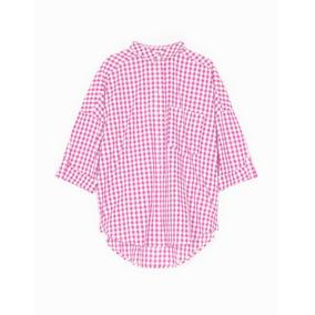 Camisa Cuadros Dama N+ North Sails Hanna