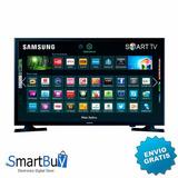 Televisor Samsung Smart Tv 32¿ Un32j4300 Pantalla Led Hd Tdt