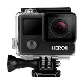 Câmera Goal Pro Hero 3 - Microfone Externo - Black Original