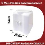 Bombona Suporte Galão Água Bebedouro 20l Purificador Casa
