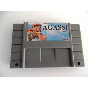 Fita Agassi Tennis Nintendo