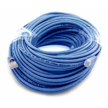 Cable De Red 50mts Patch Cord Internet Utp Rj45 Modem Router