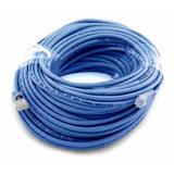 Cable De Red 50mts Patch Cord Internet Utp Rj45 Envio Gratis