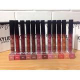 Kylie Lipstick Labial Indeleble Mate Caja 12 Pz Envio Gratis
