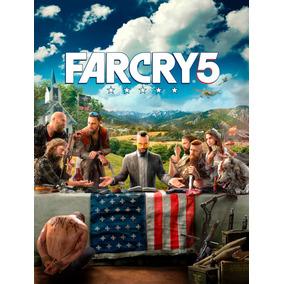 Far Cry 5 Steam Gift Juego Pc Original
