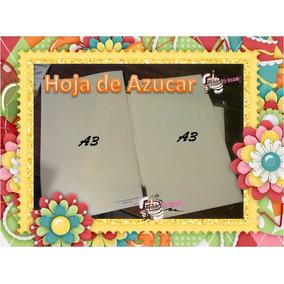 24 Hojas De Azucar Icing Sheets Doble Carta A3 Tabloide