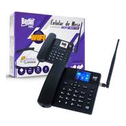 Celular De Mesa Bdf-12 5 Bandas 3g  Wifi Android 4.4 Radio