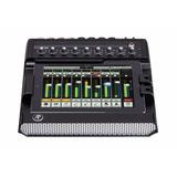 Mezclador Audio Profesional Digital Mackie Dl806 8 Canales