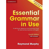 Essential Grammar In Use 4th Ed W/answers Cambridge