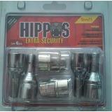 Birlo De Seguridad Cabeza Loca Seguro De Rin Marca Hippos