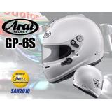 Casco Arai Sk6-gp6-gp6s-ped-ck6 Karting Formula Auto